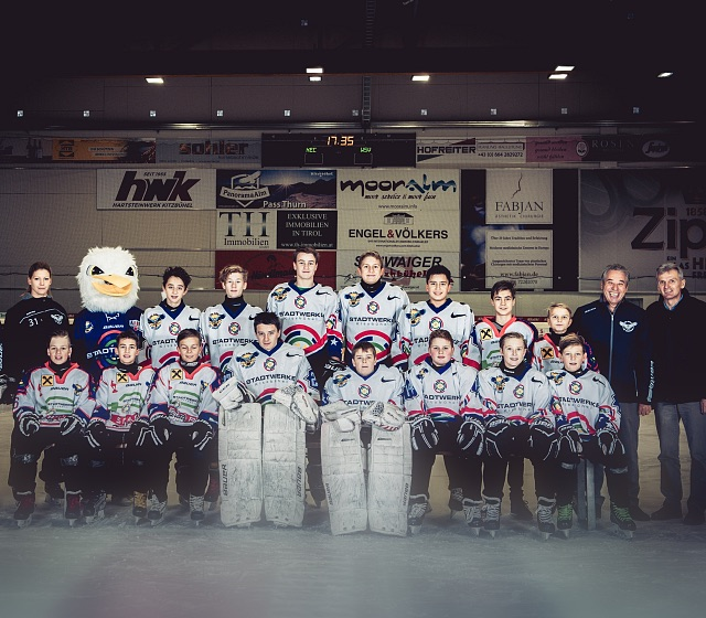 Kitz Hockey Youngsters auf Erfolgskurs