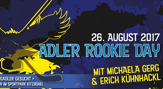 Adler Rookie Day